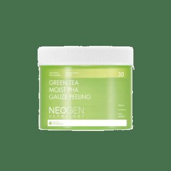 Neogen – Green Tea Moist PHA Gauze Peeling k beauty