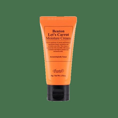 Benton – Let's Carrot Moisture Cream k beauty