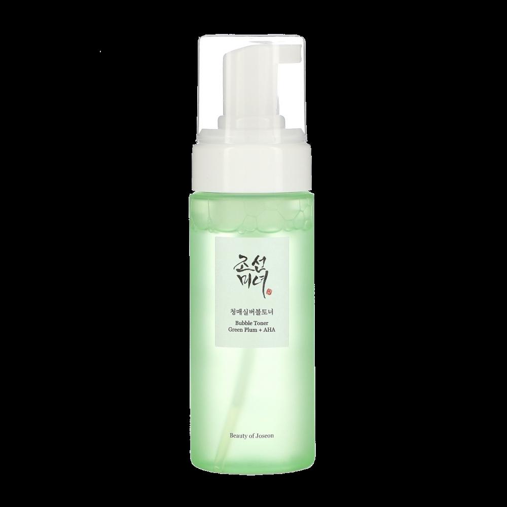 Beauty of Joseon - Bubble Toner Green Plum + AHA 1
