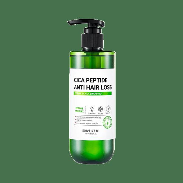 Some By Mi - Cica Peptide Anti Hair Loss Derma Scalp Shampoo 1