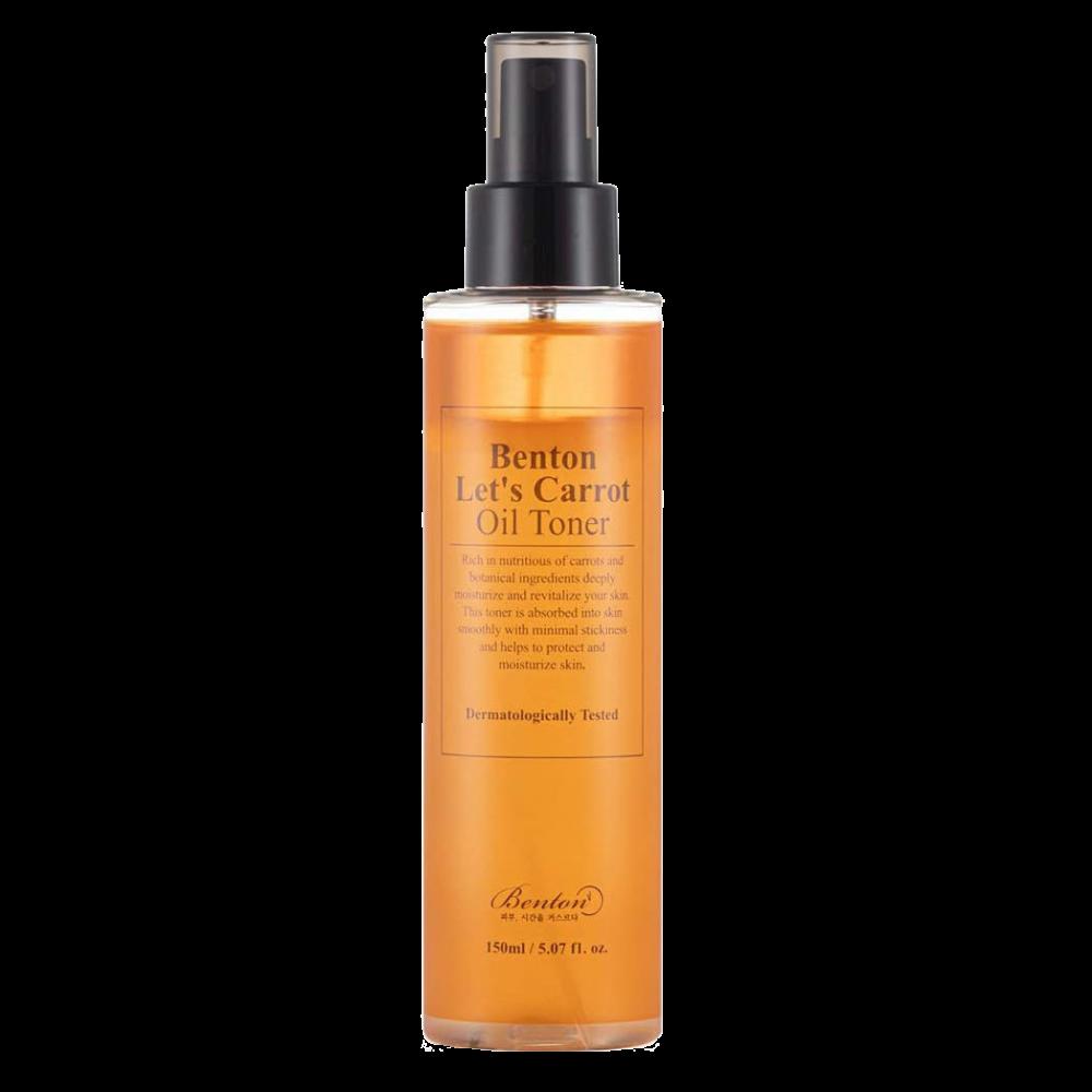 Benton – Let's Carrot Oil Toner k beauty