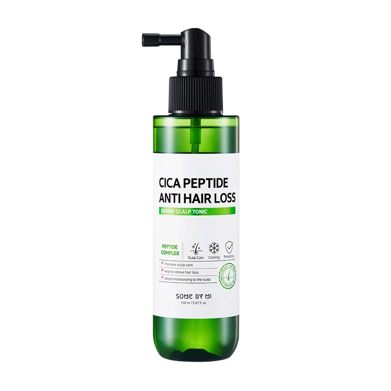 Some By Mi - Cica Peptide Anti Hair Loss Derma Scalp Tonic 1