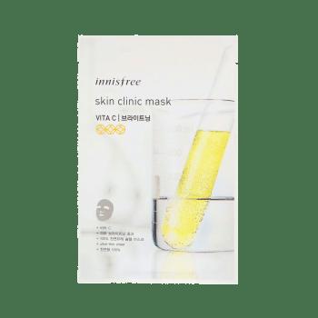 Innisfree – Skin Clinic Mask Vita C k beauty