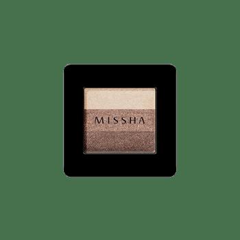 Missha – Triple Shadow #03 Mocha k beauty