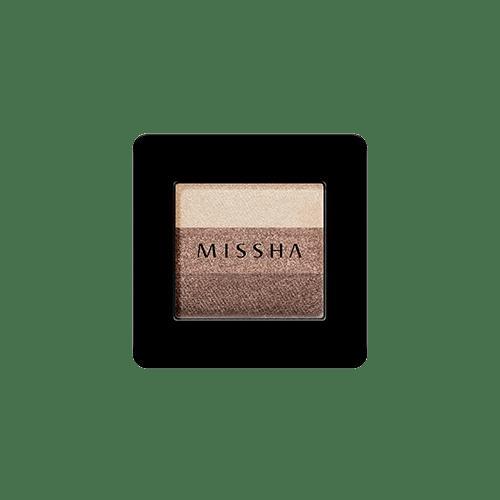 Missha - Triple Shadow #03 Mocha 1