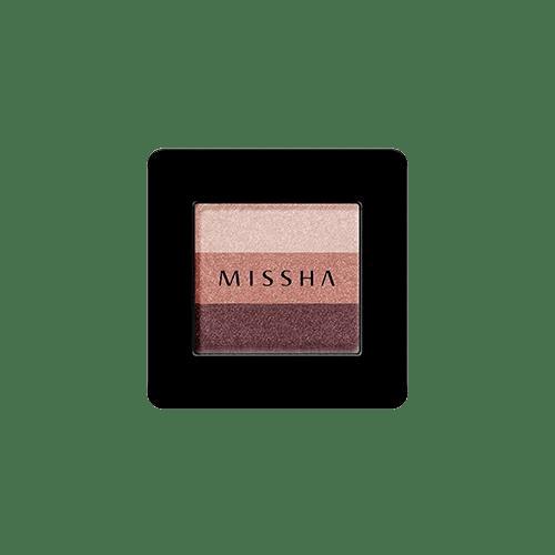 MiISSHA - Triple Shadow #05 Vintage Plum 1
