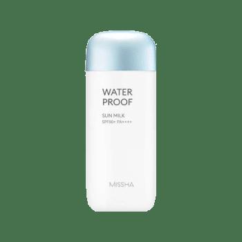 MISSHA – All Around Safe Block Water Proof Sun Milk SPF50+/PA++++ k beauty