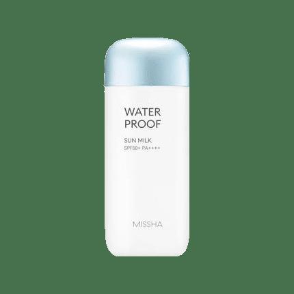 MISSHA - All Around Safe Block Water Proof Sun Milk SPF50+/PA++++ 1