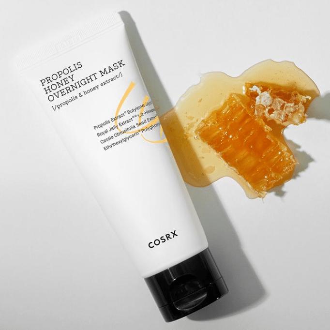 COSRX - Full Fit Propolis Honey Overnight Mask 2