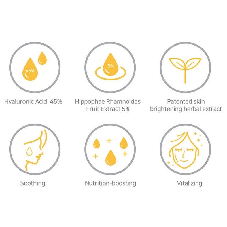 IUNIK – Vitamin Hyaluronic Acid vitalizing Toner k beauty