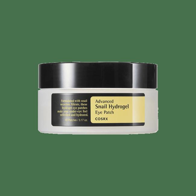 COSRX – Advanced Snail Hydrogel Eye Patch (60 patches) k beauty