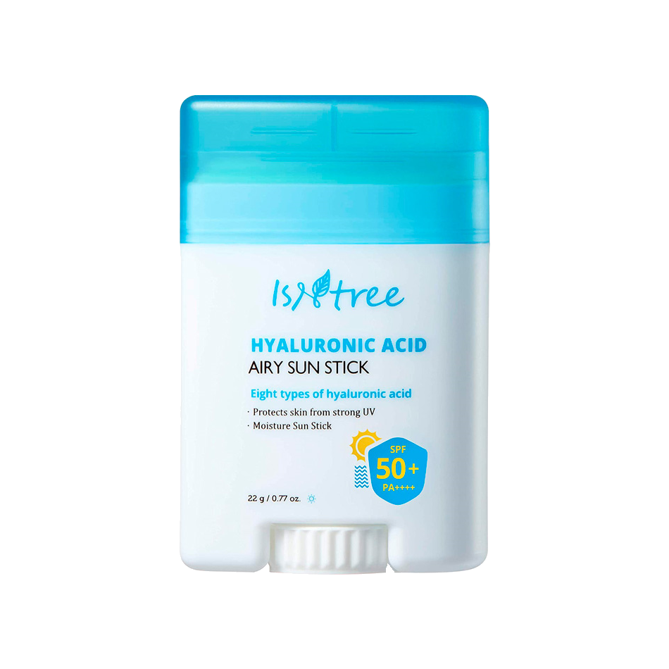 Isntree - Hyaluronic Acid Airy Sun Stick SPF50+ PA++++ 1