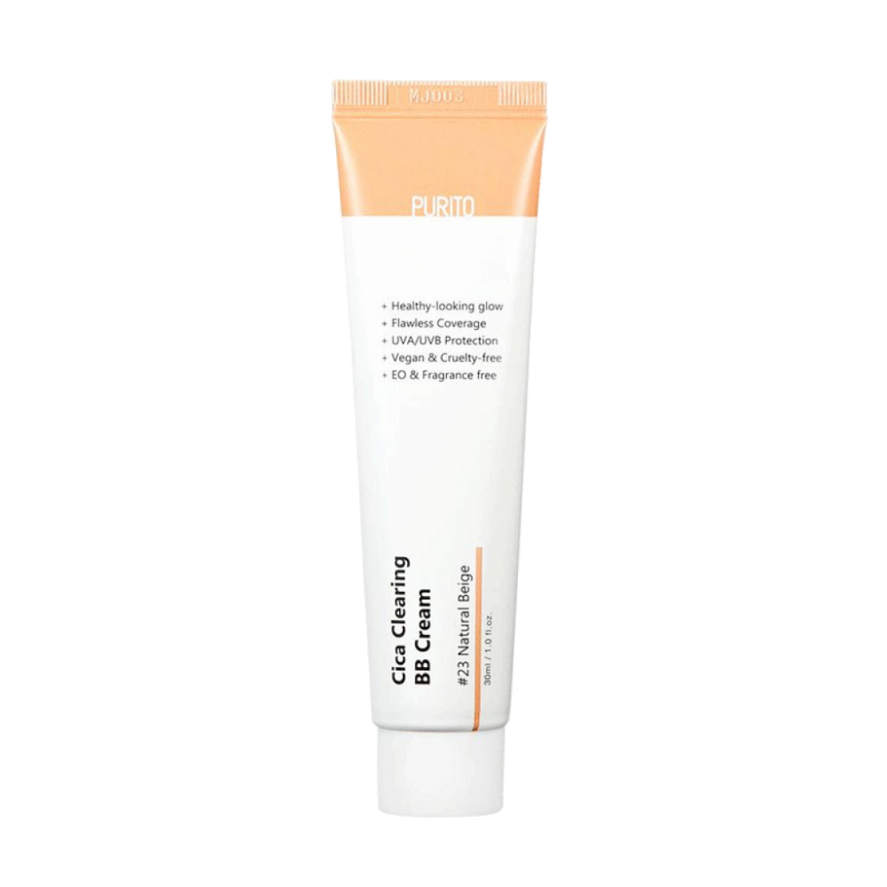 Purito - Cica Clearing BB cream SPF38/PA+++ (#23 Natural Beige) 1