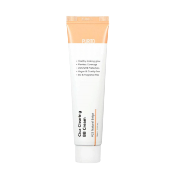 Purito – Cica Clearing BB cream SPF38/PA+++ (#23 Natural Beige) k beauty