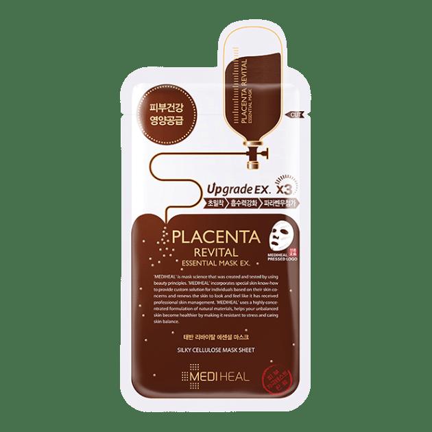 Mediheal – Placenta Revital Essential Mask EX. k beauty