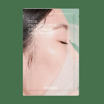 COSRX – Pure Fit Cica Calming True Sheet Mask k beauty