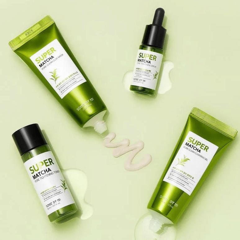 Some By Mi – Super Matcha Pore Care Starter Kit k beauty