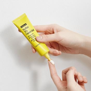 By Wishtrend – Sulfur 3% Clean Gel k beauty