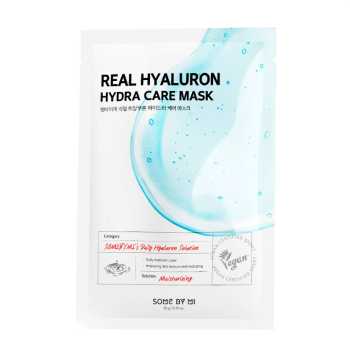 Some By Mi – Real Hyaluron Hydra Care Mask k beauty