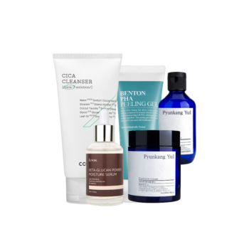 Startsæt til tør og sensitiv hud k beauty