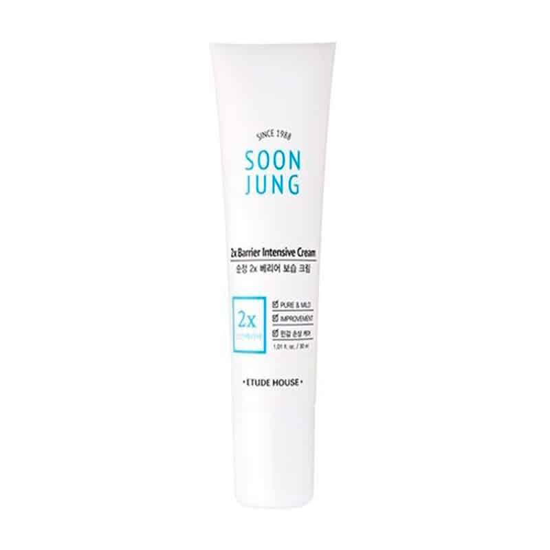 Etude House – Soon Jung 2x Barrier Intensive Cream k beauty